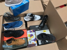 Wholesale branded mix footwear C WARE clearance stock